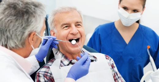 Affordable Dental Care Options for Older Adults
