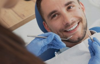 Would you rather scrub a dirty bathroom clean or visit the doctor for a routine checkup? If you are a man, you may be more Avoiding the Dentist